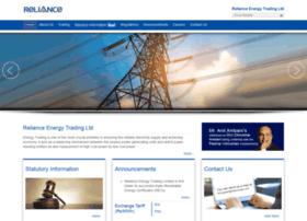Relianceenergytrading.com thumbnail