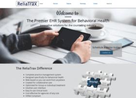 Reliatrax.net thumbnail