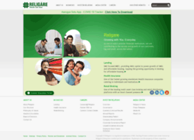 Religare.in thumbnail