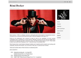 Remi-decker.be thumbnail