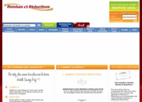 Remisesreductions.fr thumbnail