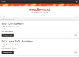Remix.kz thumbnail