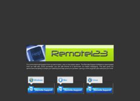 Remote123.co.uk thumbnail