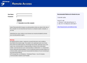 Remoteaccess.dteenergy.com thumbnail