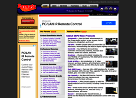 Remotecentral.com thumbnail