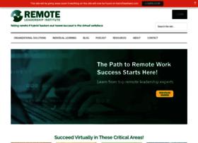 Remoteleadershipinstitute.com thumbnail