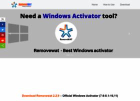 Removewat.info thumbnail