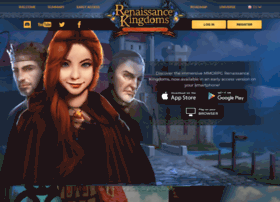 Renaissancekingdoms.com thumbnail