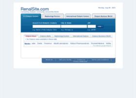 Renalsite.com thumbnail