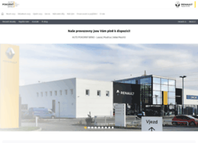Renault-brno.cz thumbnail
