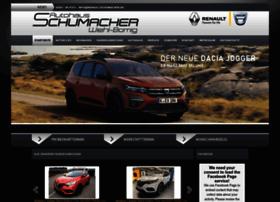 Renault-schumacher.de thumbnail