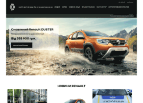 Renault.dp.ua thumbnail