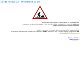Renault12.free.fr thumbnail