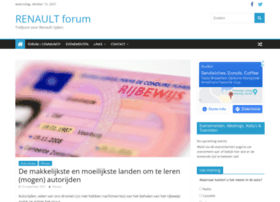 Renaultforum.nl thumbnail