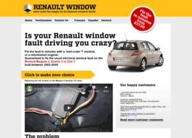Renaultwindow.co.uk thumbnail