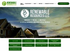 Renewable-resources.org thumbnail
