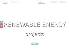 Renewableenergyprojects.org thumbnail