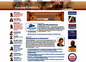 Renewamerica.com thumbnail