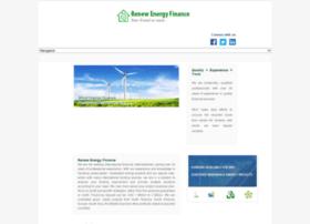 Renewenergyfinance.com thumbnail