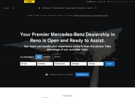 Renomugs reno nv at website informer for Reno mercedes benz dealer