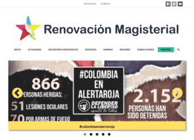 Renovacionmagisterial.org thumbnail