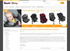 Rent4baby.ro thumbnail