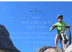 Rentabicycle.co.za thumbnail