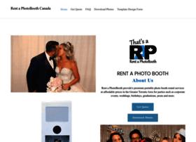 Rentaphotobooth.ca thumbnail