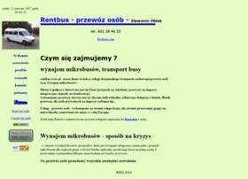 Rentbus.waw.pl thumbnail