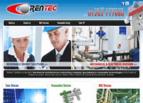 Rentec.org.uk thumbnail
