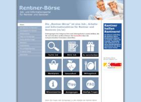Rentner-boerse.de thumbnail