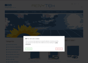 Renytek.co.uk thumbnail