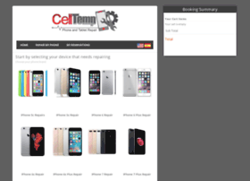 Repair.celltemp.com thumbnail