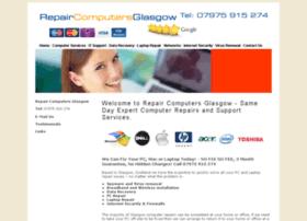 Repaircomputerglasgow.co.uk thumbnail