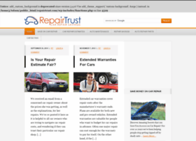 Repairtrust.com thumbnail