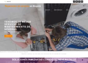 Reparacionneverasbogota.com.co thumbnail