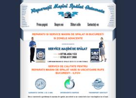 Reparatii-masini-spalat-automate.ro thumbnail