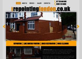 Repointinglondon.co.uk thumbnail