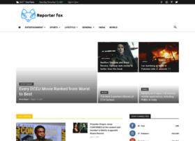 Reporterfox.com thumbnail