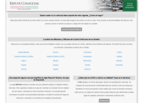 Repuve-consulta.com.mx thumbnail