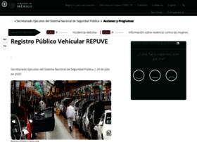 Repuve.gob.mx thumbnail