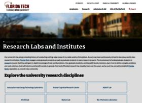 Research.fit.edu thumbnail