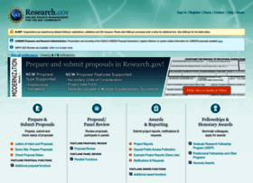 Research.gov thumbnail