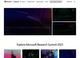 Research.microsoft.com thumbnail