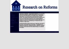 Researchonreforms.org thumbnail