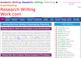 Cost editor dissertation