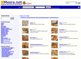 Resepi.mesra.net thumbnail