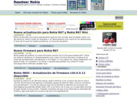Resetear-nokia.com thumbnail
