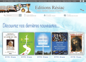Resiac.fr thumbnail