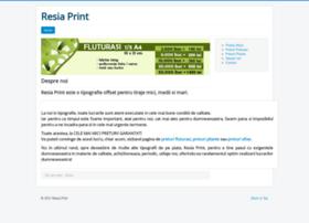 Resiaprint.ro thumbnail